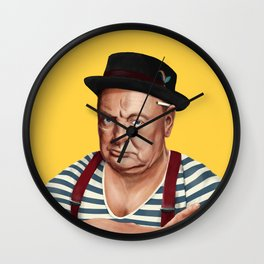 Hipstory -  Winston Churchill Wall Clock