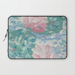 Ninfee. Waterlilies. Nynphéas Laptop Sleeve