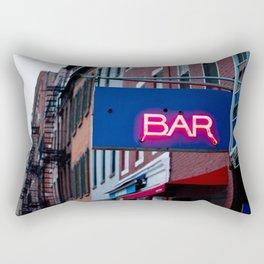 Bar Rectangular Pillow