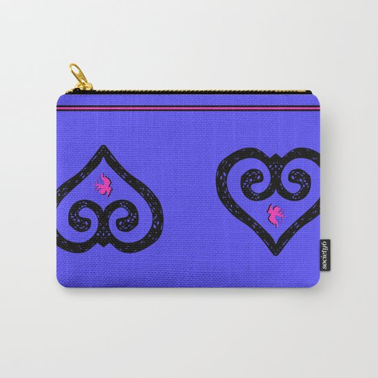Oh, Cupid . . . Carry-All Pouch