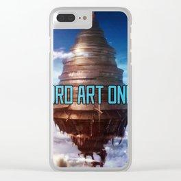 Sword Art Online Clear iPhone Case