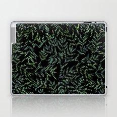 Watercolor leaf pattern Laptop & iPad Skin