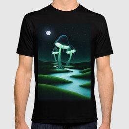 Mushroom Lamps T-shirt