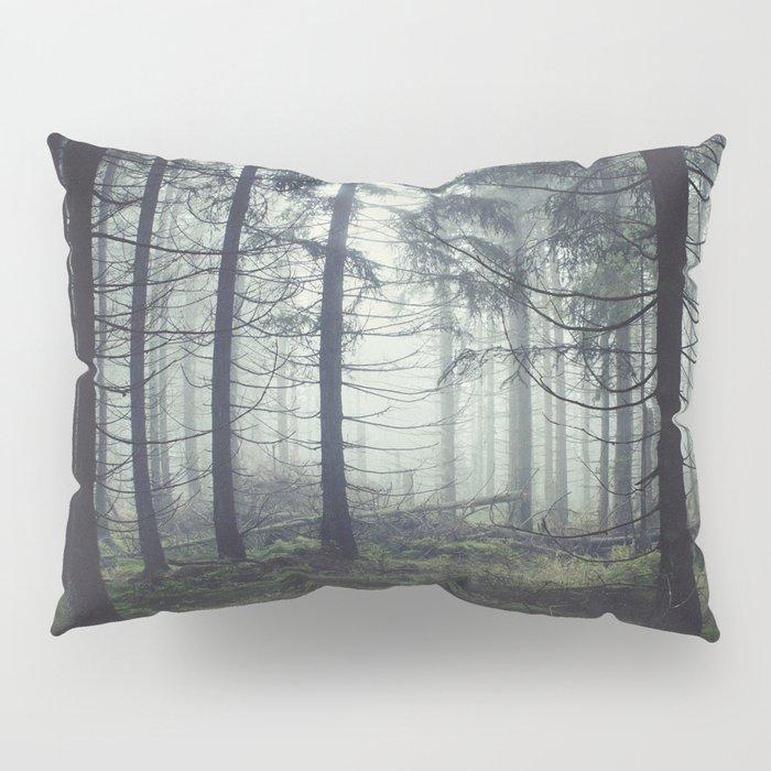 Through The Trees Pillow Sham