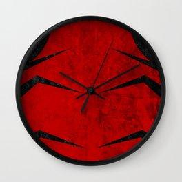 Aqua Lad Wall Clock