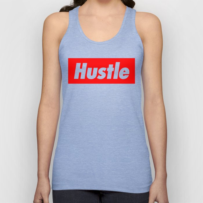 Hustle Unisex Tank Top