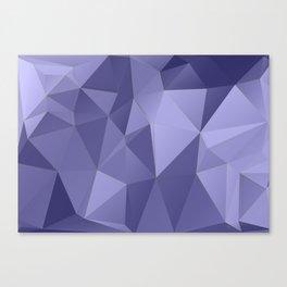 Vertices 10 Canvas Print