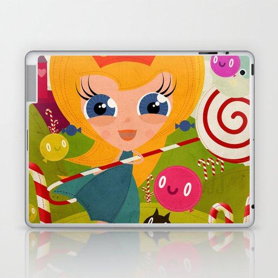 Caramel Princess Laptop & iPad Skin