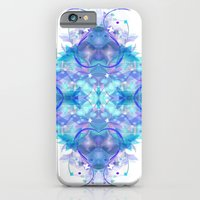Soft butterfly iPhone 6s Slim Case