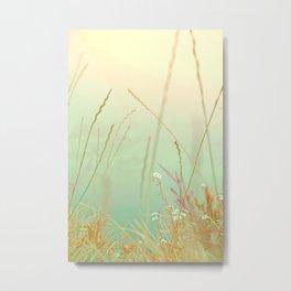 softly silance nature Metal Print