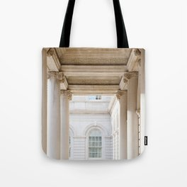 Down at City Hall Tote Bag