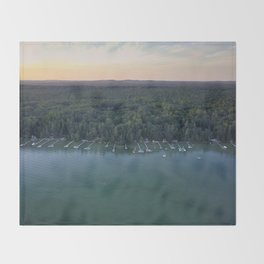 Cottage Grove Throw Blanket