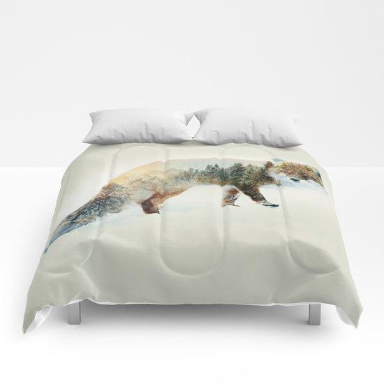 Winter Fox Comforters