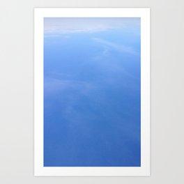 My Blue Skies Art Print