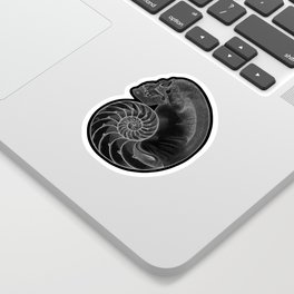 sea'sHell Sticker