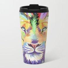 King of Technicolor II Metal Travel Mug