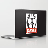booty Laptop & iPad Skins featuring OBAE the booty. by OBAE the booty.