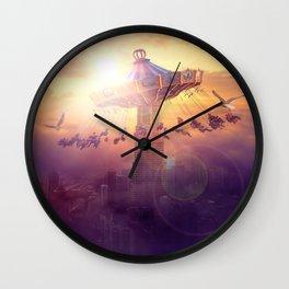 ludic Wall Clock