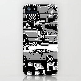 Untitled-12 (2014) iPhone Case