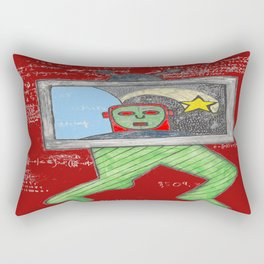 boobAah Rectangular Pillow