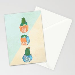 Fuck-You-llents Stationery Cards
