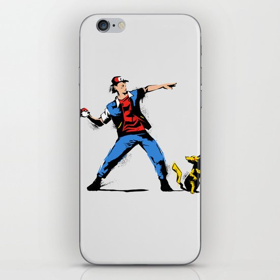 Gotta Catch em all  iPhone Skin