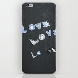 Love Love Lo iPhone Skin