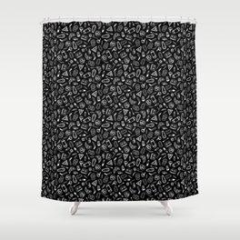 Dark Curiosities Shower Curtain