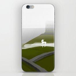 Creatures of the North: Unicorn iPhone Skin
