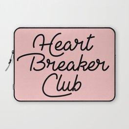heart breaker club Laptop Sleeve