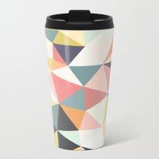 Deco Tris Metal Travel Mug