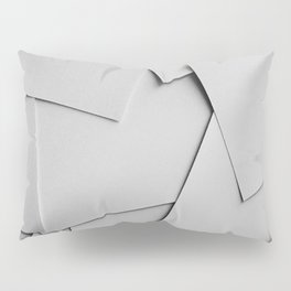 Sheets of Paper Pillow Sham