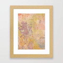 Cool Whisp Framed Art Print