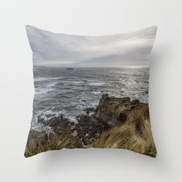 Light on the Horizon Throw Pillow