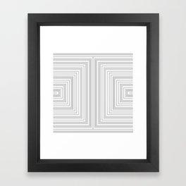 Greek 2 Framed Art Print