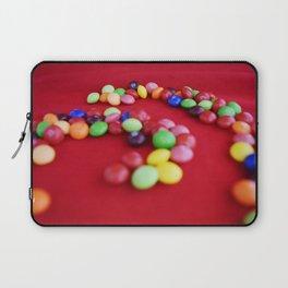 Skittles Swirls Laptop Sleeve