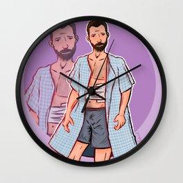 Rick Grimes TWD Wall Clock