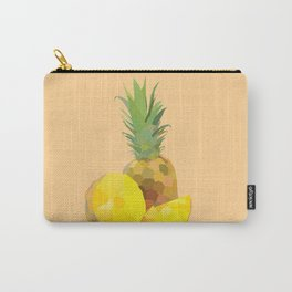 Geo Pineapple Carry-All Pouch