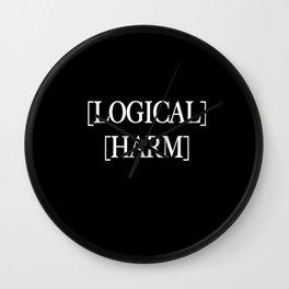 Logical Harm Wall Clock