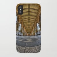religion iPhone & iPod Cases featuring Enter religion  by Cozmic Photos