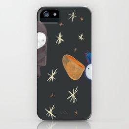 Gino e Mino iPhone Case