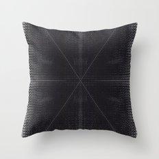 X 2 Throw Pillow