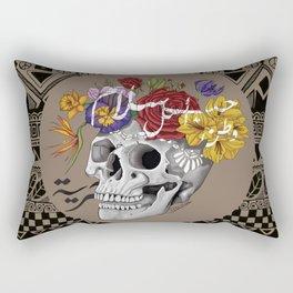 Skull of Life Rectangular Pillow