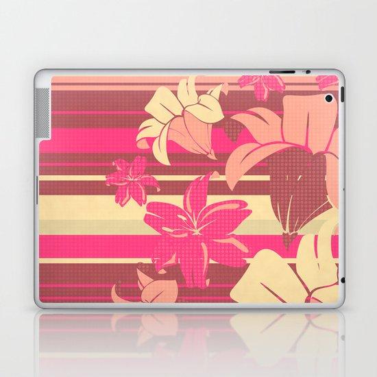 Lilium 03 Laptop & iPad Skin