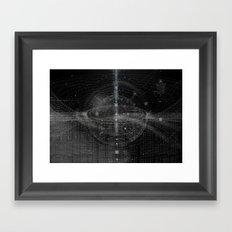 Integral Framed Art Print
