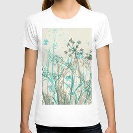 Abstract Botanical T-shirt