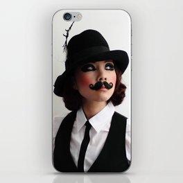 Poirot iPhone Skin