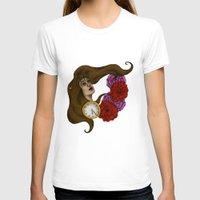 gypsy T-shirts featuring Gypsy by Rene Robinson