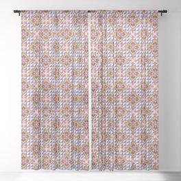 Pansy Sheer Curtain