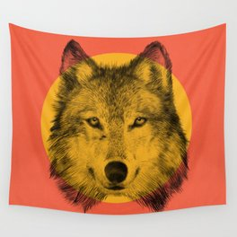 Wild 7 - by Eric Fan and Garima Dhawan Wall Tapestry